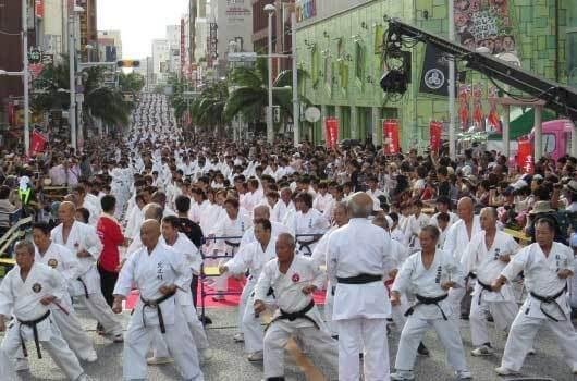 Karate | VISIT OKINAWA JAPAN