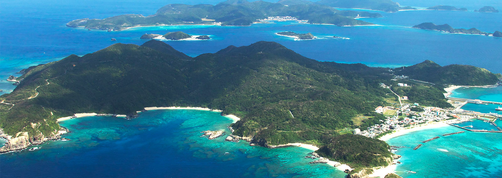 The Island Of Long Life Japan
