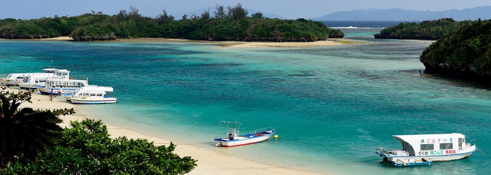 Iriomote Ishigaki National Park Visit Okinawa Japan