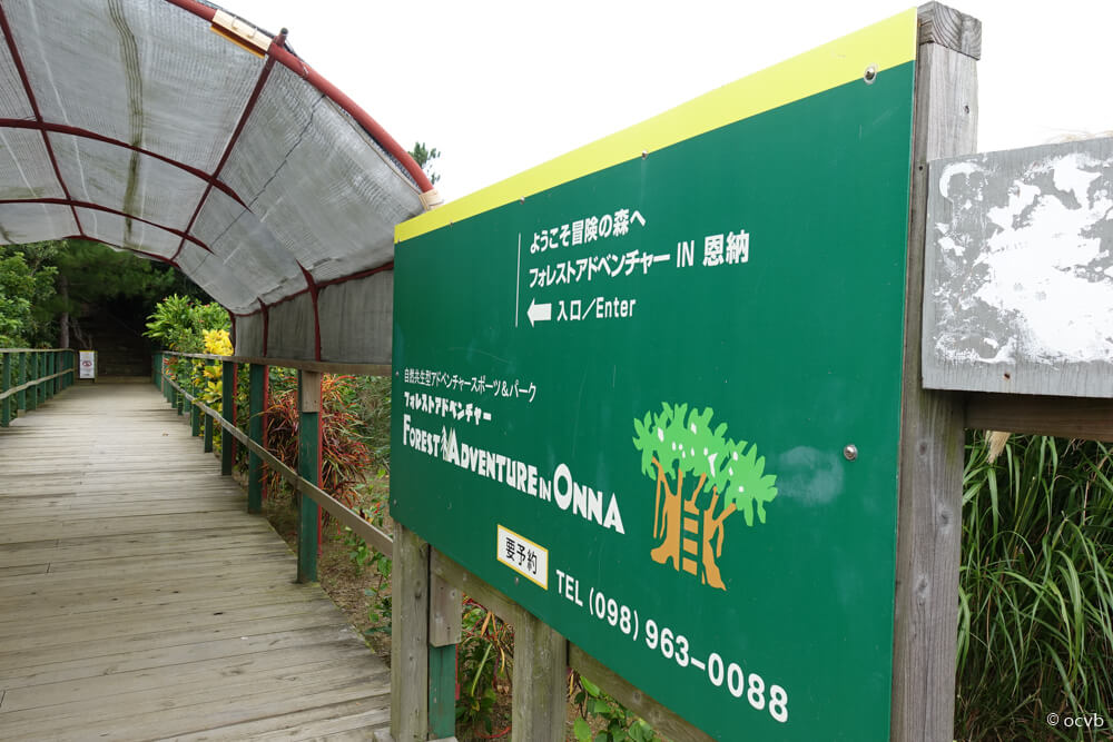 Blog】Forest Adventure IN Onna | VISIT OKINAWA JAPAN
