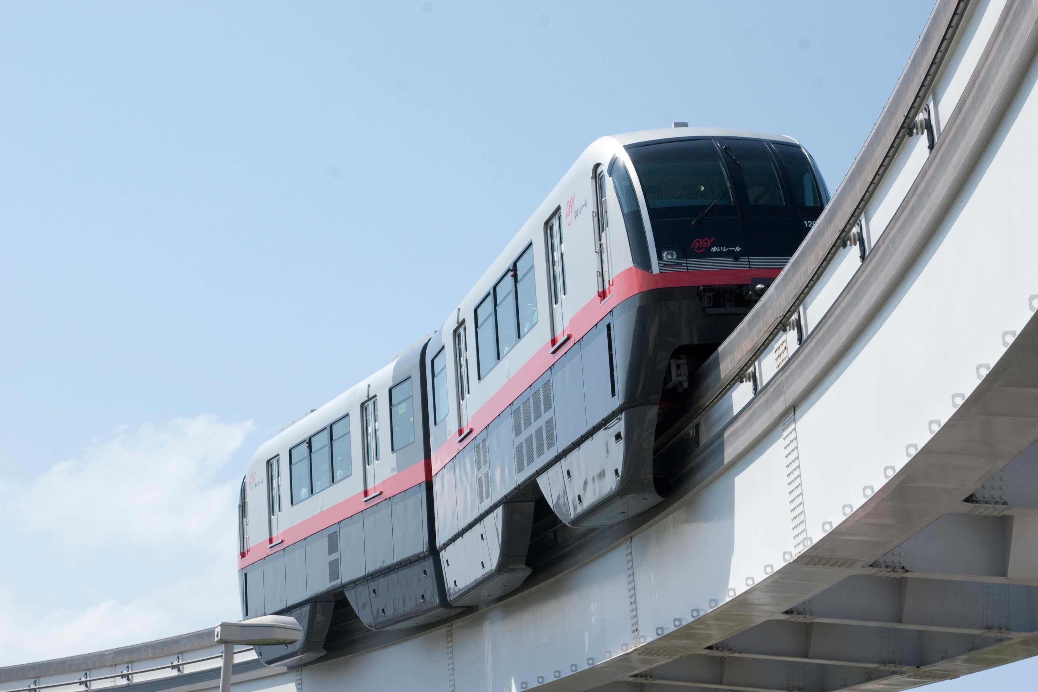 public transportations monorail