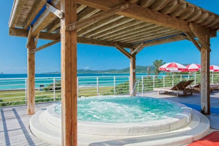 kume island spa facility