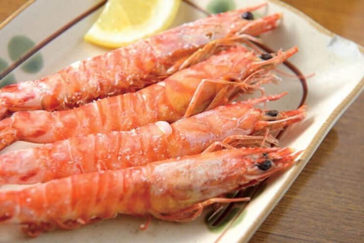 kume island shrimp