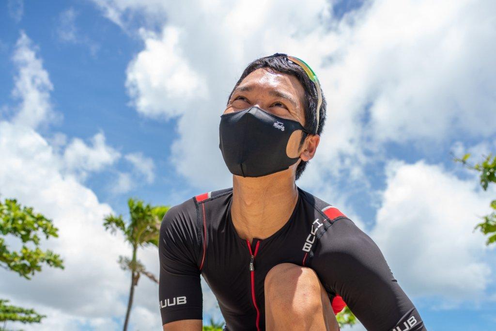 okinawa blessing mask