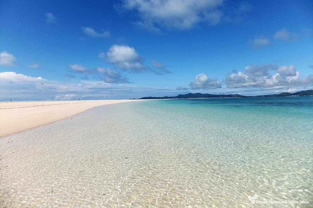 Hatenohama Image (Kume Island)