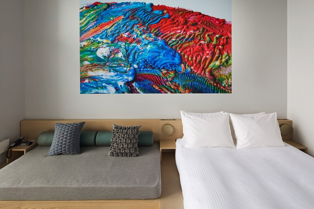 ANTEROOM NAHA Guest room