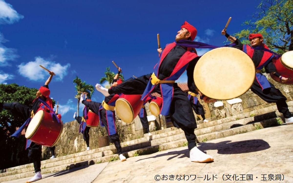 冲绳世界文化王国・玉泉洞