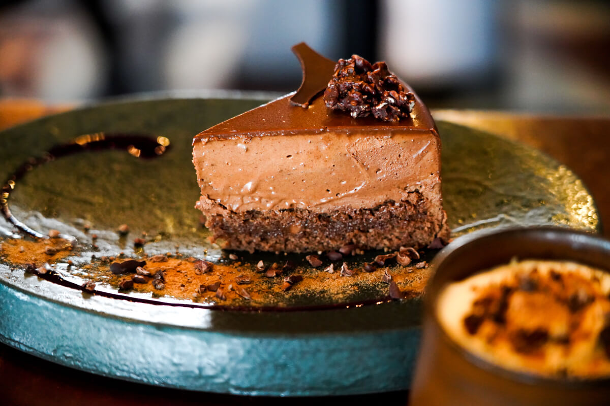 Timeless Chocolate cake image
