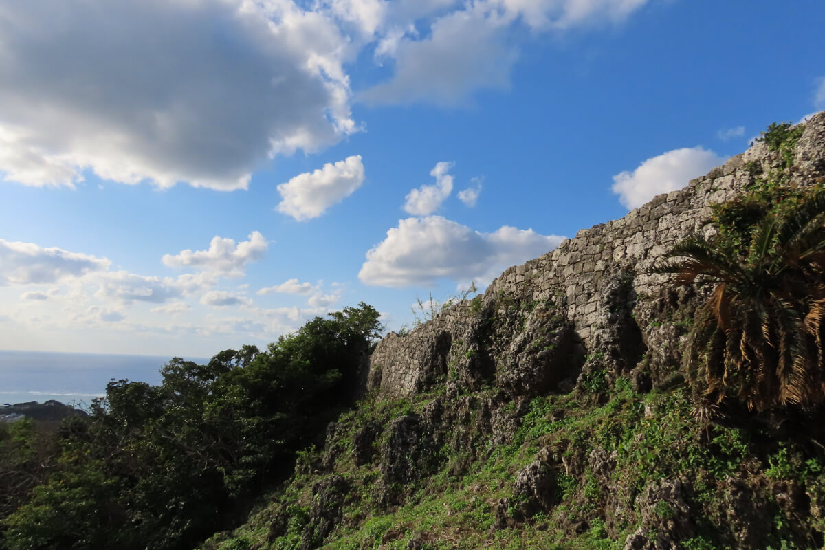 Tamagusuku Castle Ruins
