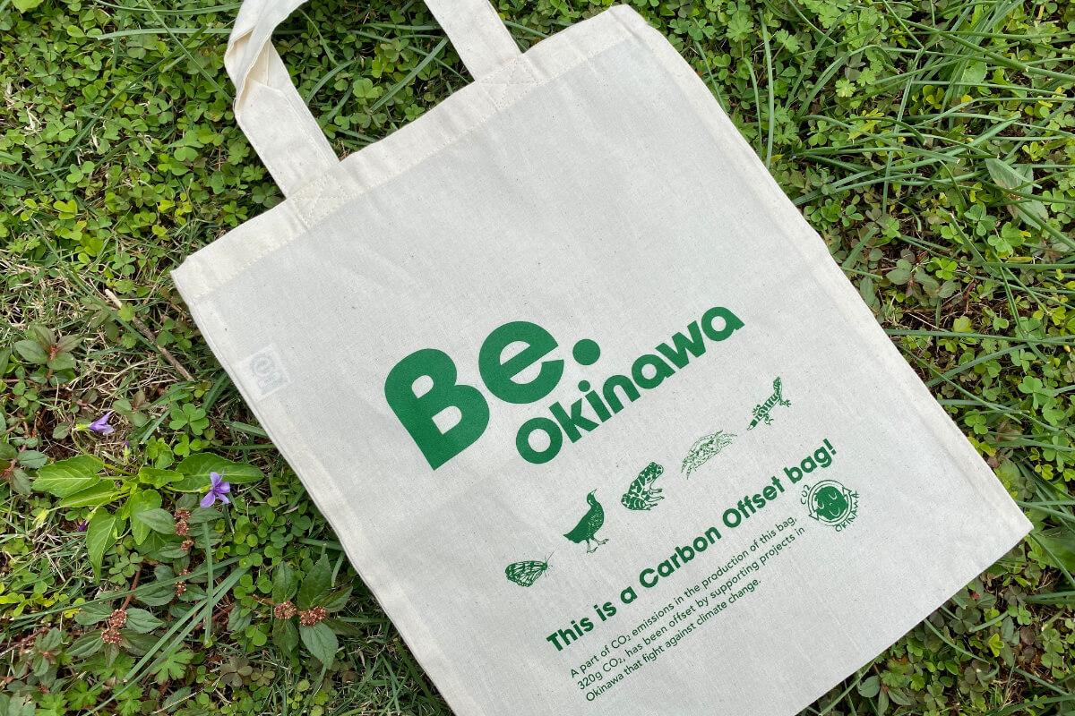 Be.Okinawa eco-bags