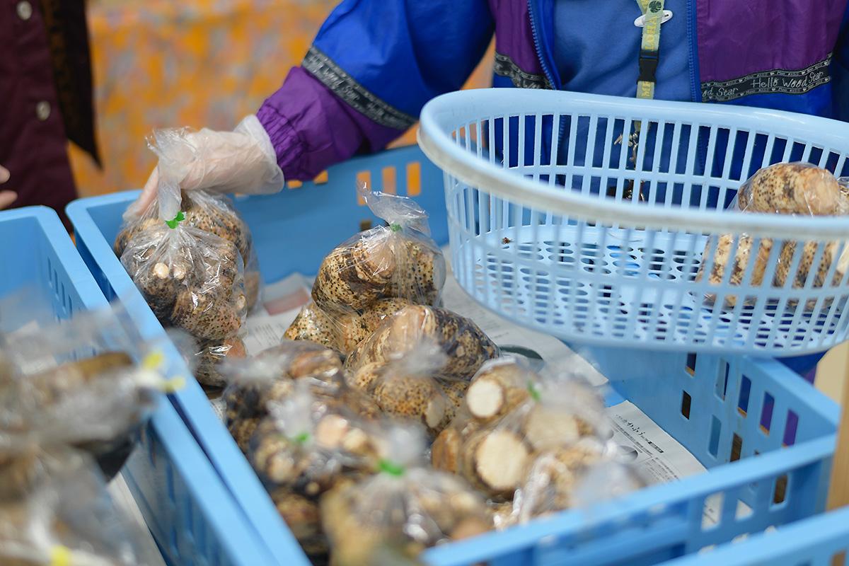 The Farmers' Market at the Ginoza Road Station
