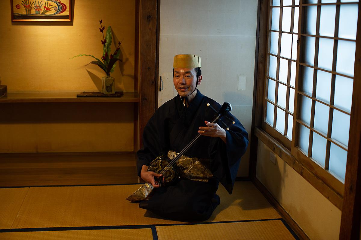 Okinawa's Rich Performing Arts