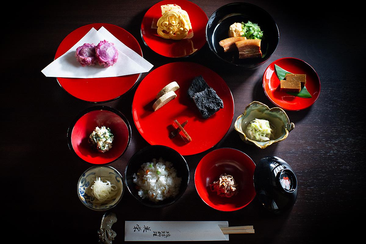 ryukyuan cuisine