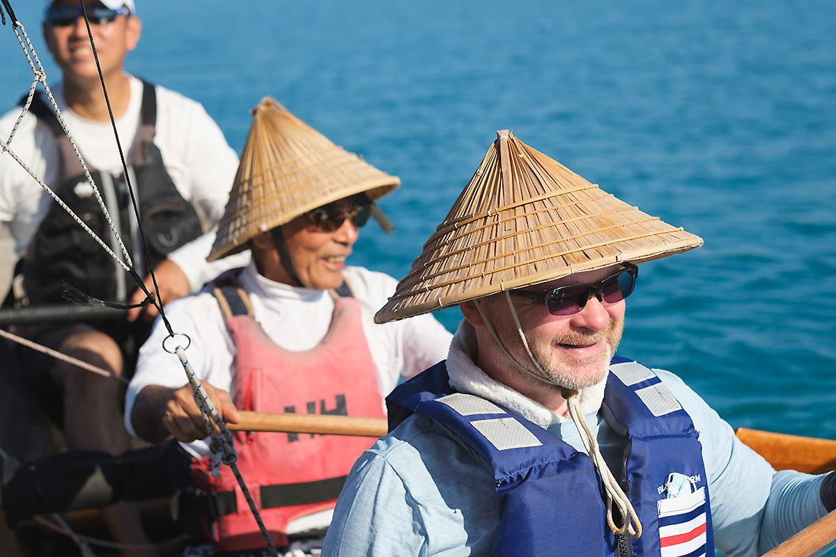 sabani boating