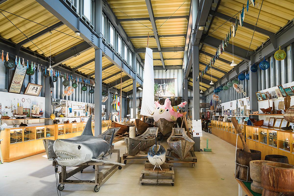 Itoman Uminchu and Craft Centre