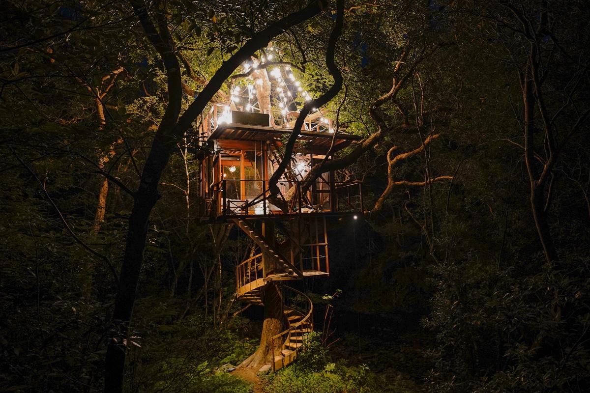 Treeful Treehouse